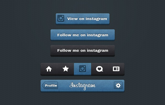 26_Instagram_Buttons