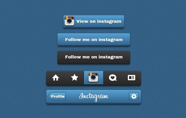31_Instagram_Buttons