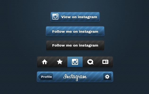32_Instagram_Buttons