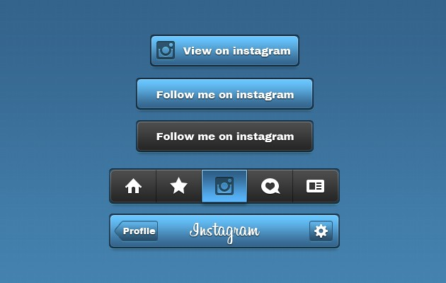 34_Instagram_Buttons