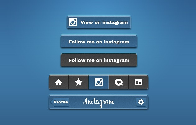 37_Instagram_Buttons