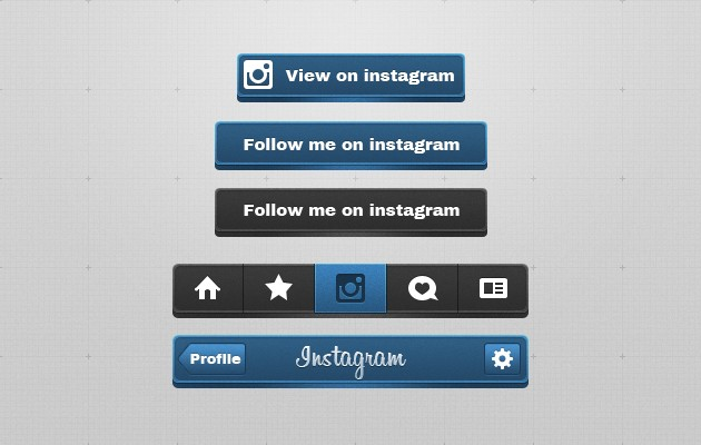 44_Instagram_Buttons