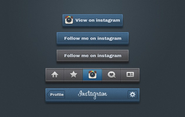 51_Instagram_Buttons