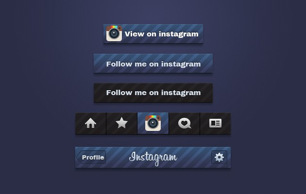 52_Instagram_Buttons