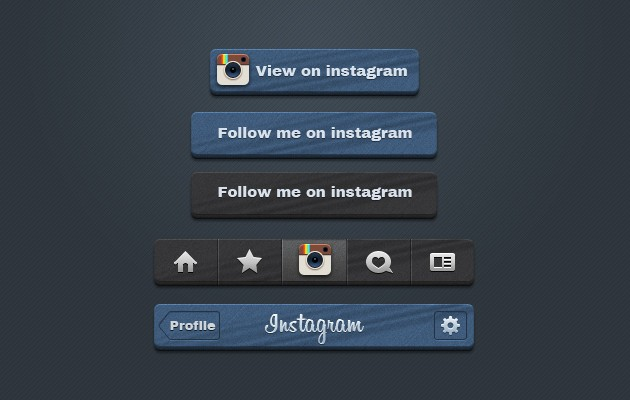 58_Instagram_Buttons