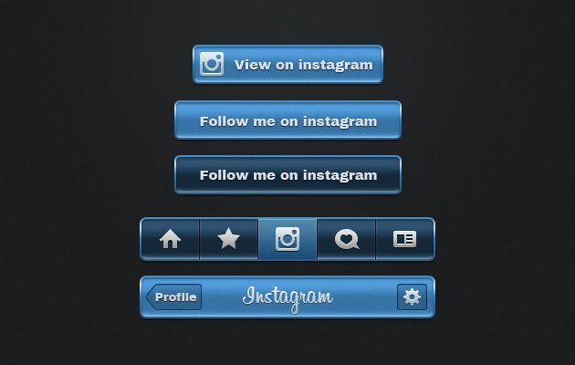 63_Instagram_Buttons