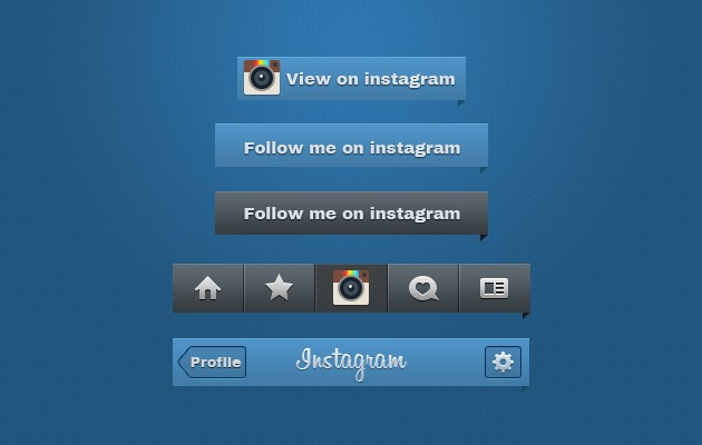 72_Instagram_Buttons