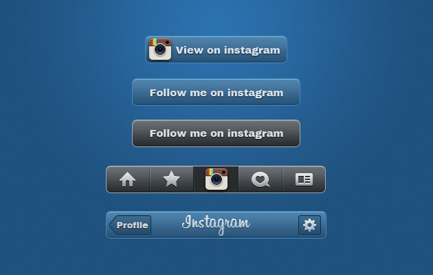 77_Instagram_Buttons