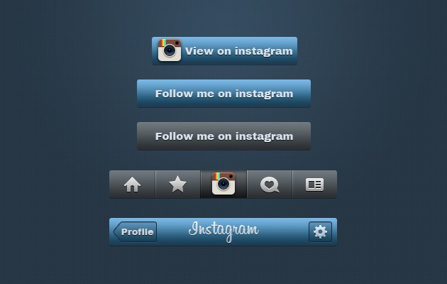79_Instagram_Buttons