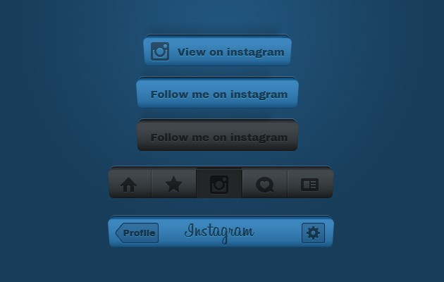 87_Instagram_Buttons