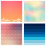 Backgrounds Images: 300 trendy high resolution backgrounds in PSD and JPG