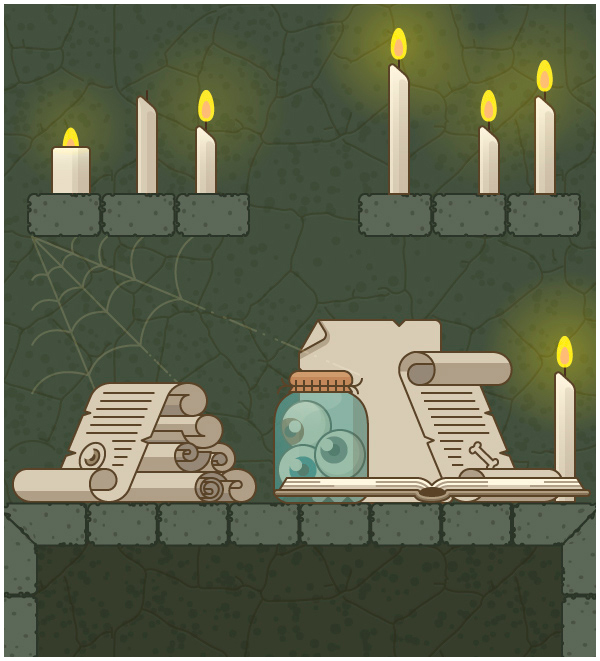 halloween_dungeon_vector_23