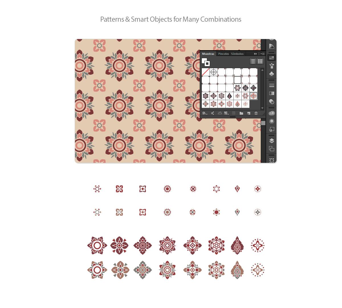 pattern-vector