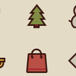 40 Free Christmas Winter Icons