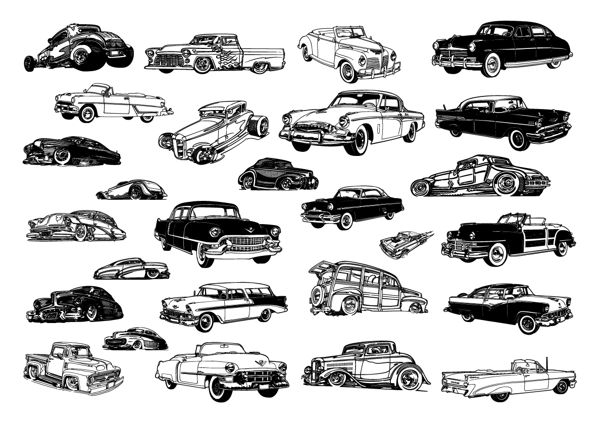 vintage-cars-vintage-vector