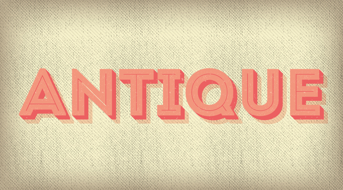 vintage-vector-text-style