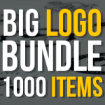 Stock Logo Templates Bundle