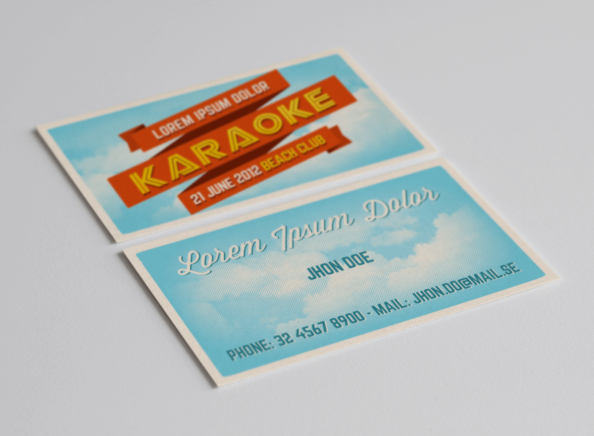 business-card-vintage-karaoke