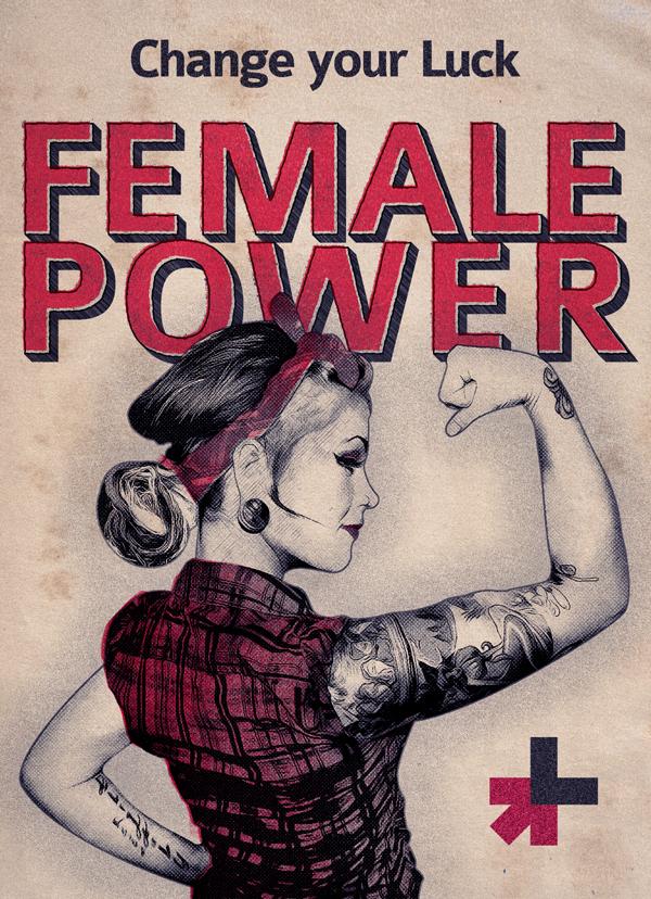 female-poster