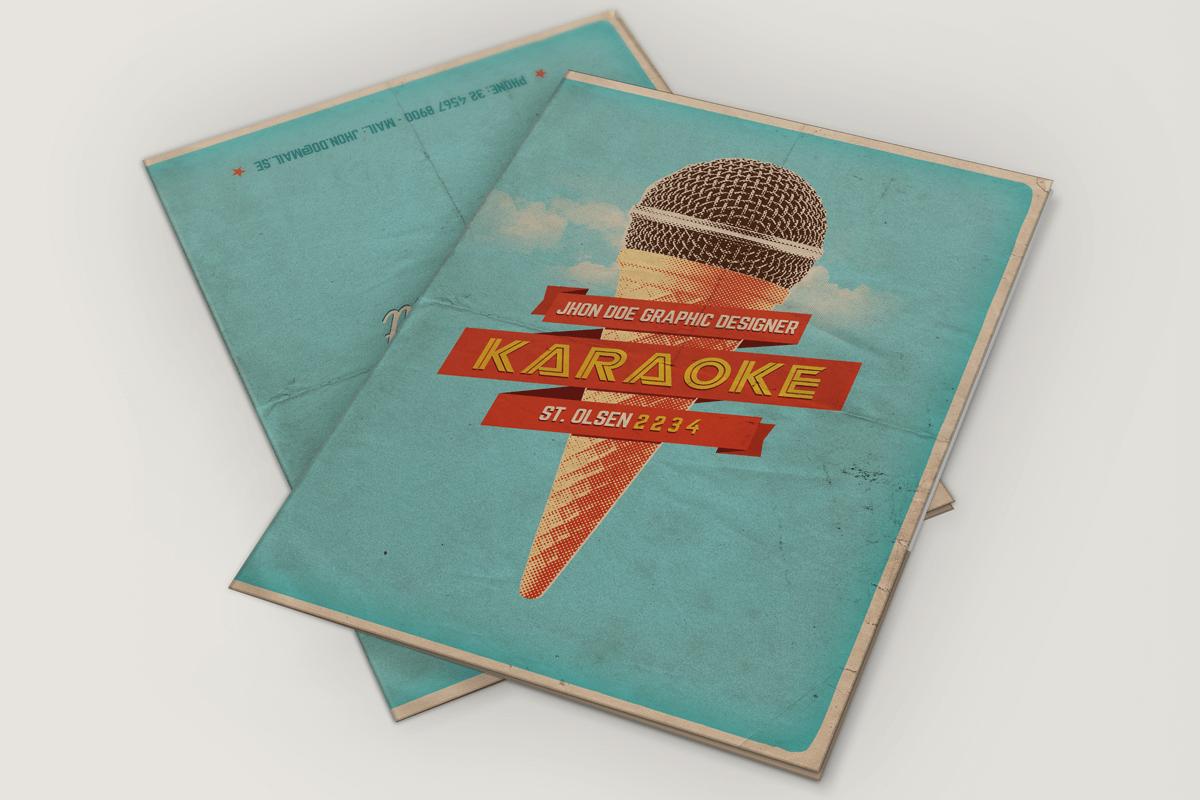 folder-vintage-karaoke-beach