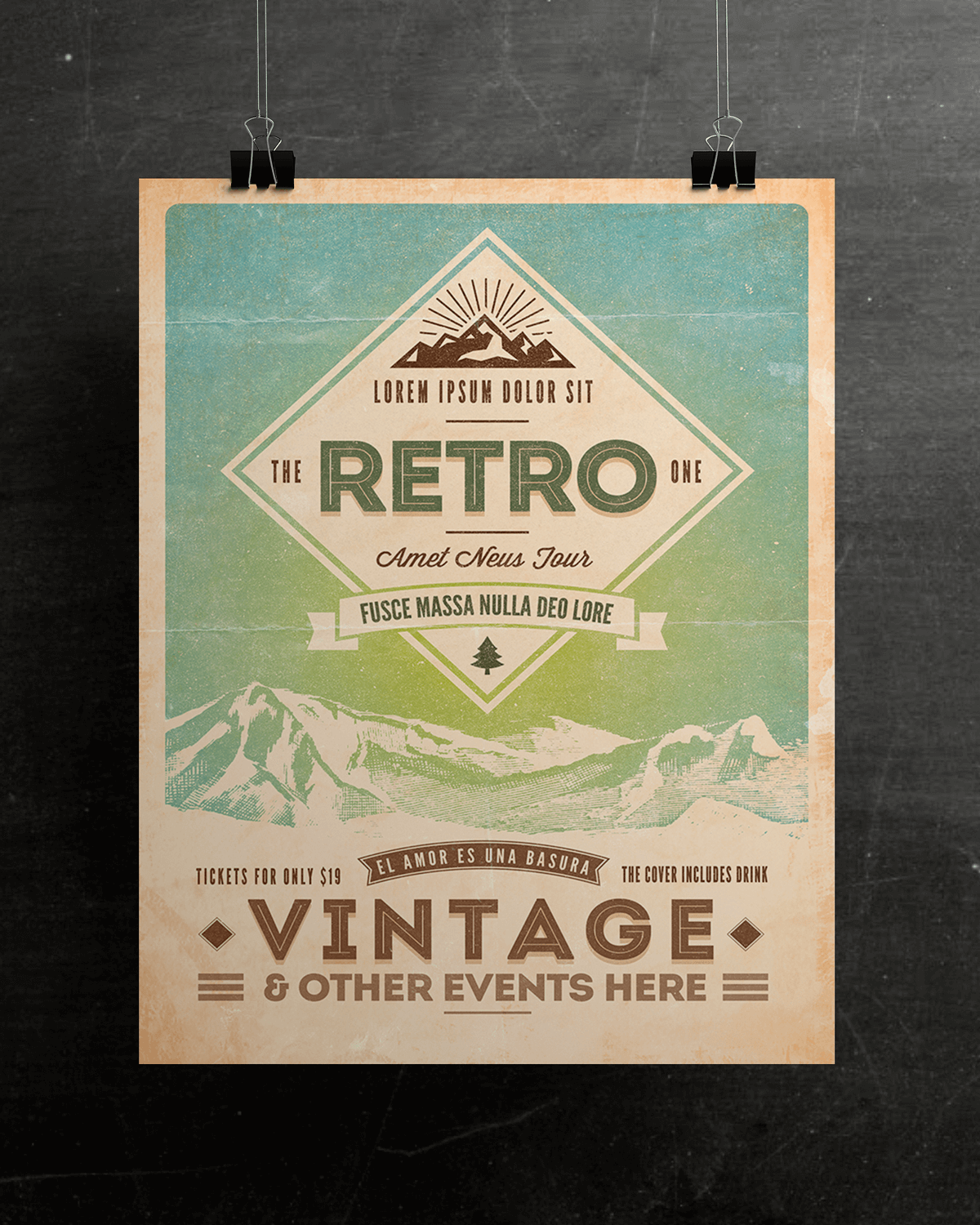 poster-vintage-mountain-retro