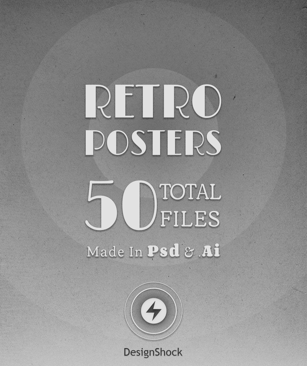 Retro Vintage Posters Collection