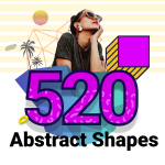 520 Abstract Shapes