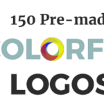 Stock Colorful Logo Templates Pack