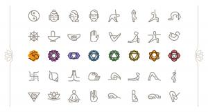 018 yoga icons