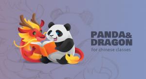 036 mascot pandragon