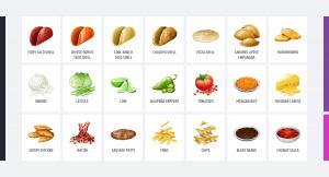 039 taco bell ingredients