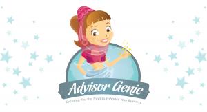 072 advisor genie logo